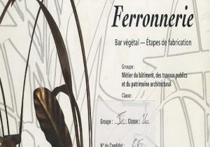 Meilleur Ouvrier de France 2007
